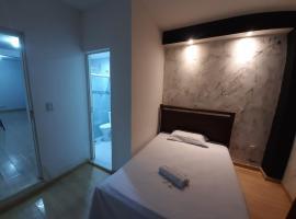 Recanto Quitinete, апартаменты/квартира в городе Лагоа-Санта