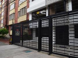 Bellos y Modernos Apartamentos, con ubicación perfecta en Bogotá, Colombia, hotel near Gran Estacion Shopping Mall, Bogotá