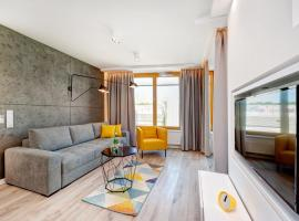 Bed&Bath Boulevard Apartments, hotel in Krakow
