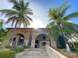 Hotel Parque das Fontes, hotel with pools in Beberibe