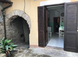 ZIO DOMENICO Al Vicolo, apartment in Castellabate