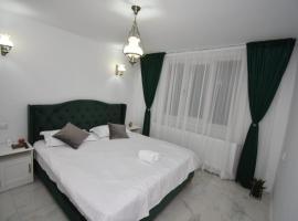 Apartament Hercules, apartment in Băile Herculane