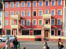 Hotel Rheinfels, hotel in Sankt Goar