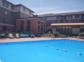 Comfort Inn & Suites South Burlington, hotel near Burlington International Airport - BTV,