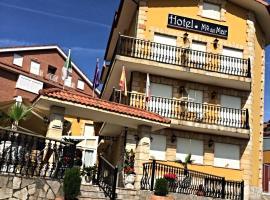 Hotel Maria del Mar, hotel en Noja
