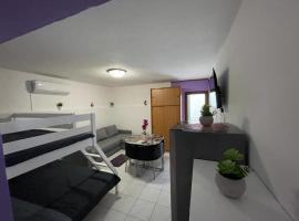 EMSO apartmani, apartmán v Novalji