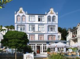 Hotel Germania, hotel near Baltic Hills Golf Usedom, Bansin