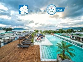 Hotel Clover Patong Phuket - SHA Plus, hotel in Patong Beach