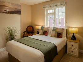 Seaview Heights, bed & breakfast a Dingle