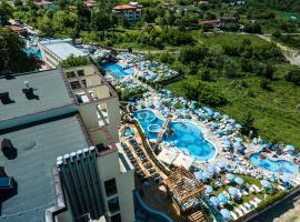 The Five Elements Hotel, Balneo and SPA, хотел в Сапарева баня