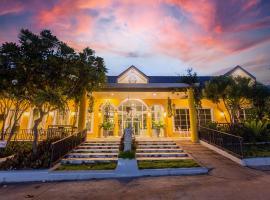 Seattle Samaesarn Resort, hotel near U-Tapao Rayong-Pattaya International Airport - UTP, Ban Samae San