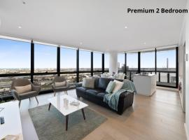 Melbourne Lifestyle Apartments – Best Views on Collins, hotel near Marvel Stadium, Melbourne