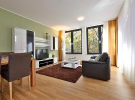 Business Suiten, serviced apartment in Munich