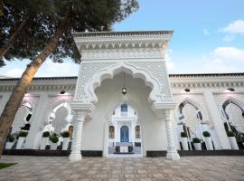 The Shahar, hotel in Tashkent