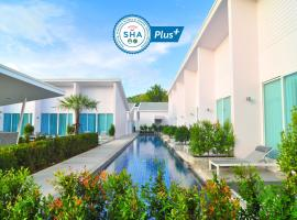 The Palmery Resort (SHA+), hotel in Kata Beach