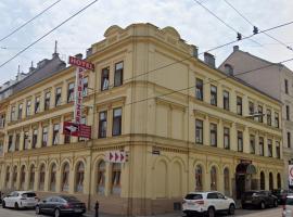 Hotel Pribitzer, hotel near Museum of Military History, Vienna