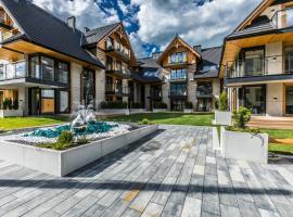Aparthotel Prestige, hotel in Zakopane