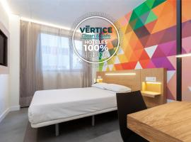 Vértice Roomspace, vacation rental in Madrid