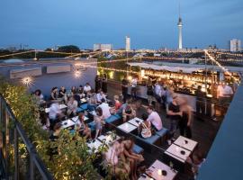 Hotel AMANO Rooms & Apartments, hotel near Berlin TV Tower, Berlin