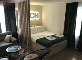 Lux - Apartment BCN, apartman u Budvi
