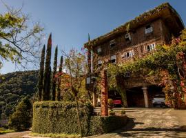 Pousada Monte Imperial, hotel in Petrópolis