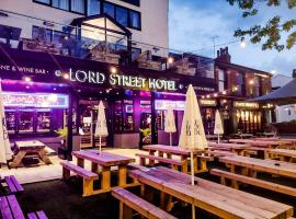 The Lord Street Hotel; BW Signature Collection, hotel in Southport