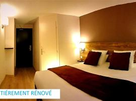 Brit Hotel Confort Pau Lons、Lonsにあるポー・ピレネー空港 - PUFの周辺ホテル