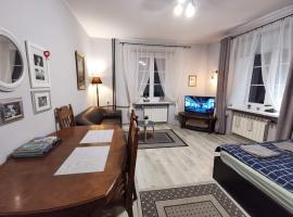Cozy room in the Old Town – niedrogi hotel w Warszawie