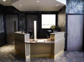 Great North Hotel, hotel in Newcastle upon Tyne