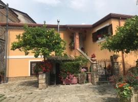 Da Sabrina, self catering accommodation in Castellabate