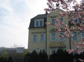 Adler Hotel Dresden, Hotel in der Nähe von: Barockschloss und Fasanenschlösschen Moritzburg, Dresden