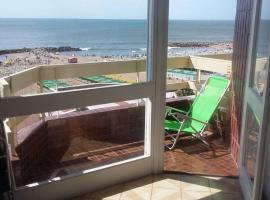 La Perla frente al mar, hotel en Mar del Plata