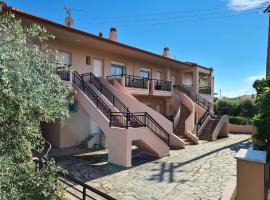 Villa Keramidi, hotel in Limenaria
