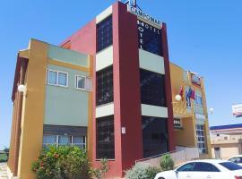 Hotel Restaurante Campomar, отель в городе Картахена