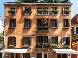 Hotel Agli Alboretti, hotel en Venecia