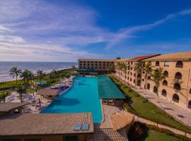 Coliseum Beach Resort All Inclusive, hotel with pools in Beberibe