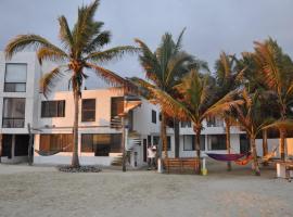 Sol Isabela Beach Hotel, hotel in Puerto Villamil