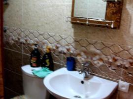 Hotel GULI, отель в городе Местиа