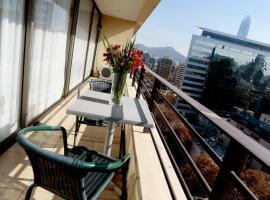 Apart Versalles, hotel in Santiago