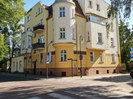 Blisko plaży Sopot – apartament w mieście Sopot
