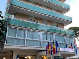 Hotel Modenese, hotel in Riccione