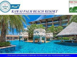 Rawai Palm Beach Resort - SHA Plus, hotel in Rawai Beach
