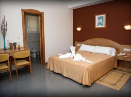 Hotel Brisa da Lanzada, hotel en A Lanzada