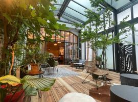 Casa Blanca B&B, hôtel à Bordeaux près de: Hangar 14 Centre des congrès et parc des expositions