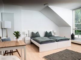 Gemütliche Ferienwohnung im Zentrum von Plauen, budget hotel in Plauen
