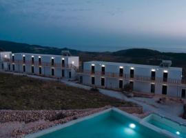 Agallio Nature Resort, hotel in Agalás
