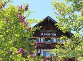 Hotel Askania, hotel in Bad Wiessee