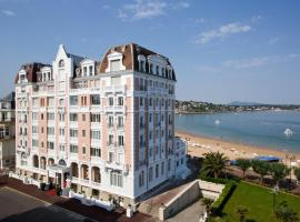 Grand Hôtel Thalasso & Spa, hôtel à Saint-Jean-de-Luz