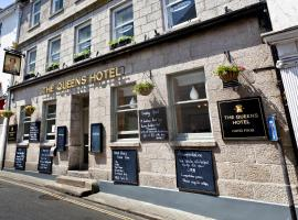 The Queens Hotel St Ives, vacation rental in St Ives
