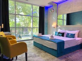 Smart Hotel Budapest, hôtel à Budapest près de: Hungaroring Hungarian Grand Prix Circuit